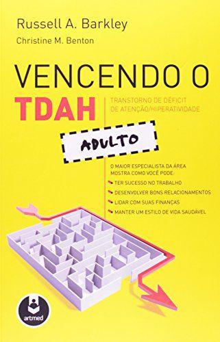 livro vencendo o tdah