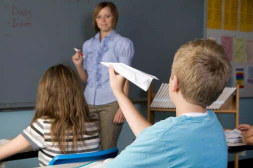 TDAH e Escolas