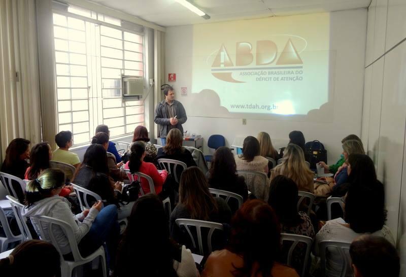 Mini curso sobre TDAH em São Paulo
