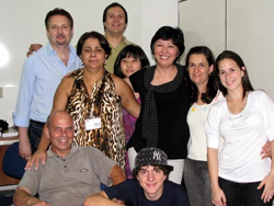 Última reunião de apoio para portadores de TDAH e familiares do ano de 2009 do Núcleo de São Paulo