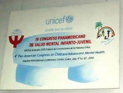 ABDA participa de Congresso em Cuba a convite da UNICEF e da Associação Mundial de Psiquiatria