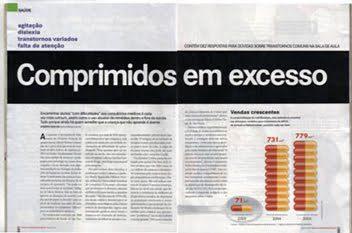 Revista Nova Escola omite dados