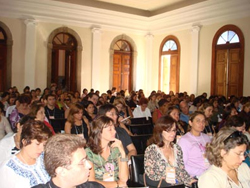 Fotos – Curso de Capacitação para Profissionais de Educação