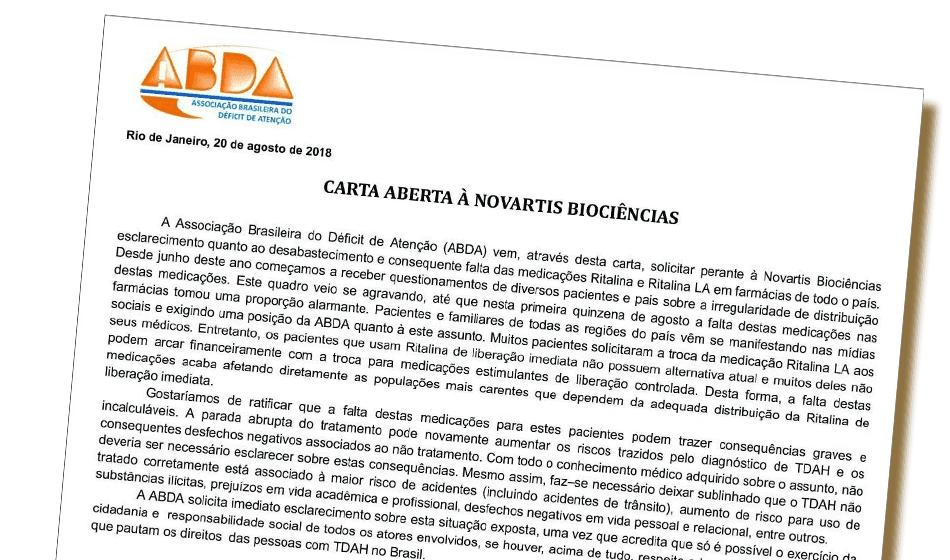 e230b7f979e2b Carta aberta à Novartis Biociências