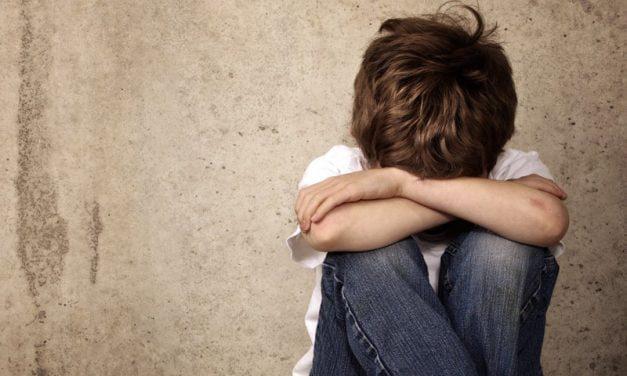 Depressão infantil confunde os pais