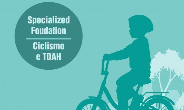 Favorecendo as crianças com TDAH por meio do ciclismo